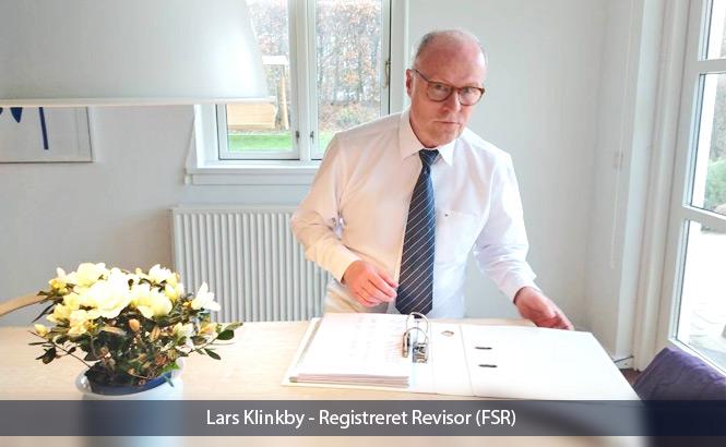 Profil af Lars Klinkby, registretet revisor (FSR)