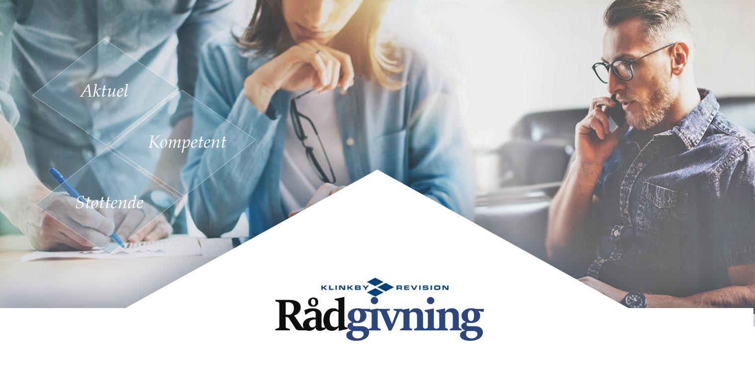 Rådgivning for iværksættere, rådgivning omkring investering og finansiering