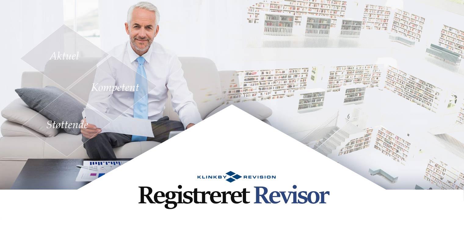 Registrerede revisorer er offentligt godkendte revisorer.
